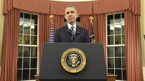 obama oval office. from oval office president obama vows us will defeat isis