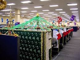 christmas decorating ideas for office. Plain Decorating 13 Office Cubicle Christmas Decorations Decorating Ideas For Your  With Regard To On Christmas Decorating Ideas For Office P
