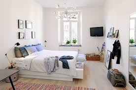 Small Apartment Interior Decorating Bedroom Condo