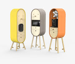 Micro Kitchen Lo Lo The Capsular Microkitchen Lllooch On Behance
