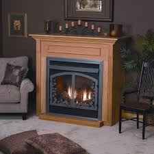 EMBF1S Standard Wooden Mantel Cabinet with Base - For 32 ...