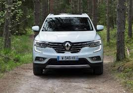 2018 renault koleos diesel. Interesting Renault Renault Coleos 2018 In A New Body For Russia Is Produced South Korea At  The Samsung Busan Plant The Novelty Available To Order Rather  To Renault Koleos Diesel