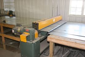 sheet metal shop our sheet metal shop