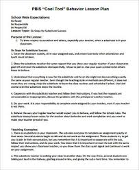 teacher lesson plan template sample teacher lesson plan 7 examples in word pdf