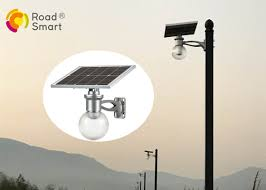 Sensors Used In Street Lights 160lm W Solar Led Street Light With Timer And Microwave
