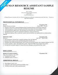Hr Assistant Cover Letter – Doorlist.me