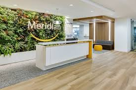 when meridian ontario s largest credit union relocated its corporate office from the downtown core to the west end of toronto the leadership team was