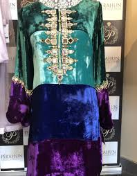 Waseem Noor Designer Waseem Noor Wn017 Velvet 4 Colors Embelished