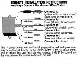 bennett trim tab wiring diagram electrical work wiring diagram \u2022 bennett trim tab switch wiring diagram bennett trim tab wiring diagram images gallery