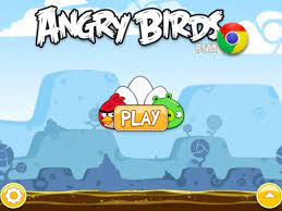Angry Birds - Google Chrome Browser Version