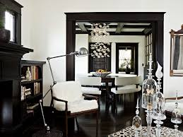 paint colors with dark wood trimDark trim living room traditional with dark wood trim white dining