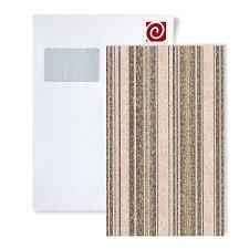 Behang Staal Edem 938 Serie Barok Behang Damast Effect Empire Behangpapier Patroon Met Klassieke Streepjes