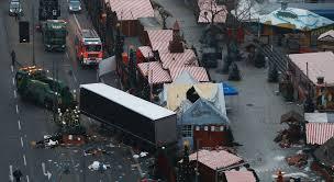 برلين - اطلاق سراح المشتبه به في هجوم سوق الميلاد لنقص الادلة !!