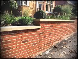 fullsize of fabulous garden ideas red brick wall sandstone copping lauren brick garden wall walls