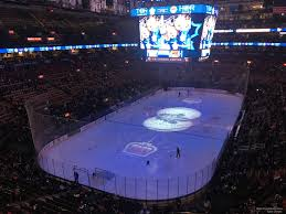 Scotiabank Maple Leafs Seating Chart Scotiabank Arena Section 302 Toronto Maple Leafs