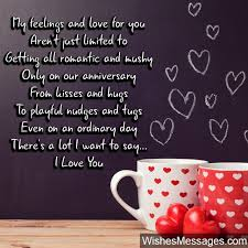 i love you poems for husband love