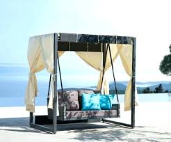 Outdoor Daybed With Canopy Patio Bed Furniture Beds – flocage