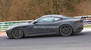 2020 Aston Martin Dbs Superleggera Spy Shots And Video