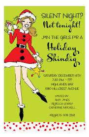 Christmas Wording Ideas Polka Dot Invitations Polka Dot