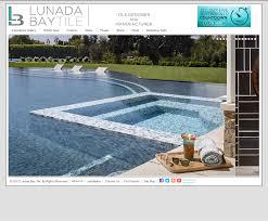 lunada bay tile website history