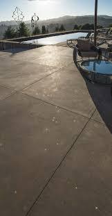 pool deck area with sparkle grain