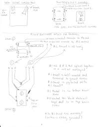 Outlet switch bo wiring diagram circuit light garbage disposal gfci bination symbols drawing 1366