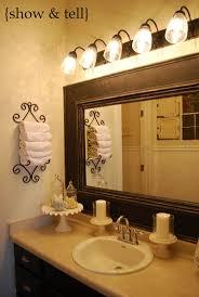 Best DIY MIRRORS Images On Pinterest - Trim around bathroom mirror