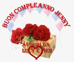 In questo articolo troverai delle fantastiche immagini di buon compleanno con fiori ! Foto Di Auguri Di Compleanno Con Fiori Buon Compleanno Jenny Hd Png Download Transparent Png Image Pngitem