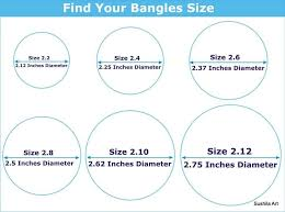 Bangle Size Chart 77 Unfolded Gold Ring Size Chart In India