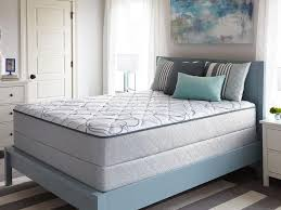 mattress on bed