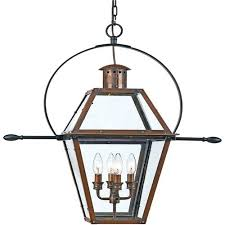 copper outdoor lighting. rue de royal outdoor hanging pendant copper lighting