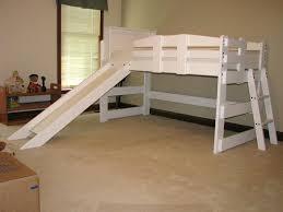 diy kid loft bed girl twin loft bed with slide how to build loft bed ladder diy kid loft bed