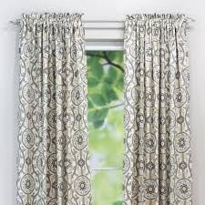 souq brite ideas living company oh suzani metal 54 by 108 inch rod pocket curtain panel for 1 5 to 2 inch rod uae