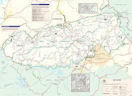 great smoky mountains maps  npmapscom  just free maps period