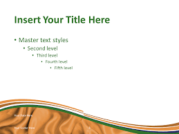 Free Powerpoint Theme India Flag Powerpoint Template Presentationgo Com