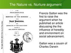 nature nurture google search school student education  francis galton nature v nurture google search