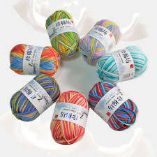 Mixed <b>Lot</b> Color <b>Gradient</b> Craft Yarns for sale   eBay