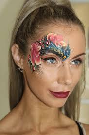lisa face paint 1