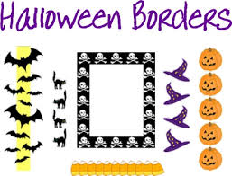 halloween candy border clipart. Delighful Halloween Halloween Candy Border Clip Art And Clipart