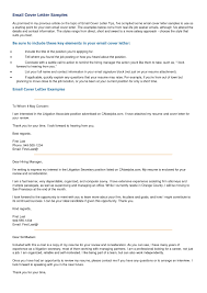 Millwright Resume Sample Cover Letter Sample Email Cover Letter Email Cover Letter Sample Email Cover 42