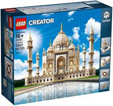 Mô Hình LEGO Architecture 10256 - Ngôi đền Taj Mahal (LEGO Architecture  10256 Taj Mahal)