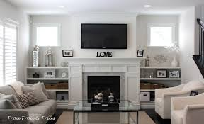 Living Room Built In Cabinets Living Room Built Ins With Fireplace A Hesen Sherif Living Room Site