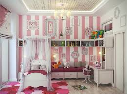 Painting Girls Bedroom Girls Room Paint Ideas Colorful Stripes Or A Beautiful Flower