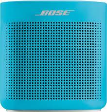 bose 415859. bose® - soundlink® color bluetooth speaker ii aquatic blue front_zoom bose 415859