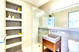 built in bathroom shelf built in shower shelves fair tile bathroom shelf inspiration design of best