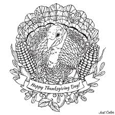 What do you think about this? Happy Thanksgiving Turkey Mandala Thanksgiving Adult Coloring Pages