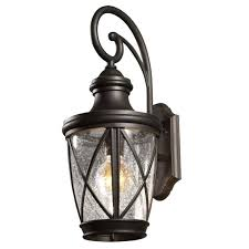 allen and roth light fixtures in h rubbed bronze medium base e outdoor wall fixture installation allen roth light fixtures t1