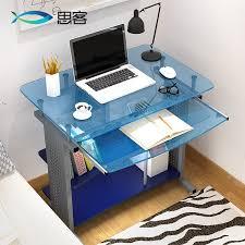 best off the table glass computer desk desktop minimalist ikea desk study desk desk 80cm in children tables from furniture on aliexpress com alibaba group