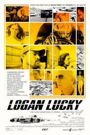 Poster Logan Lucky Movie 70 X 45 cm: Amazon.de: Küche & Haushalt