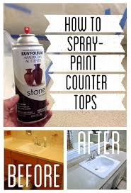 Spray Paint For Countertops 37 Best Countertop Refinishing Images On Pinterest Kitchen Ideas